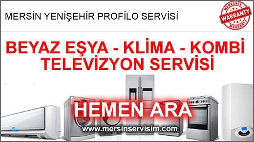 Mersin Yenişehir Profilo Servisi